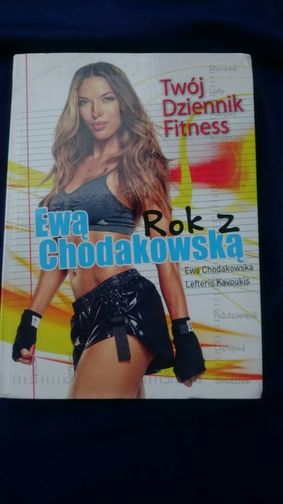Ewa Chodakowska - Twój Dziennik Fitness NOWY Jelcz-Laskowice - image 1