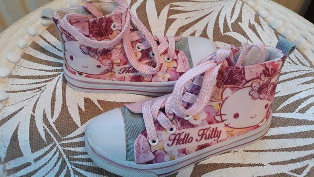 Trampki, buty, tenisówki Hello Kitty 28
