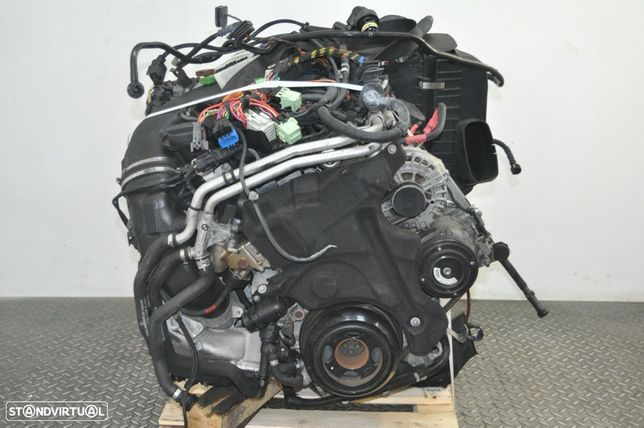 Motor BMW 550D 381CV 280kW - N57D30C