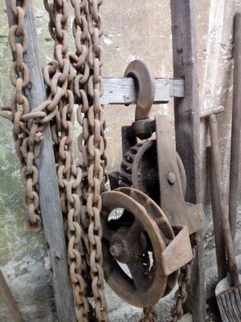 Wyciągarka łańcuchowa