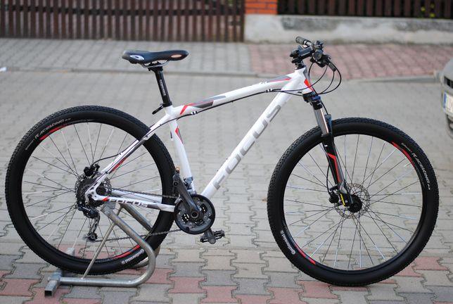 Górski Rower MTB FOCUS koła 29'' Shimano Deore, Hydraulika tarcze