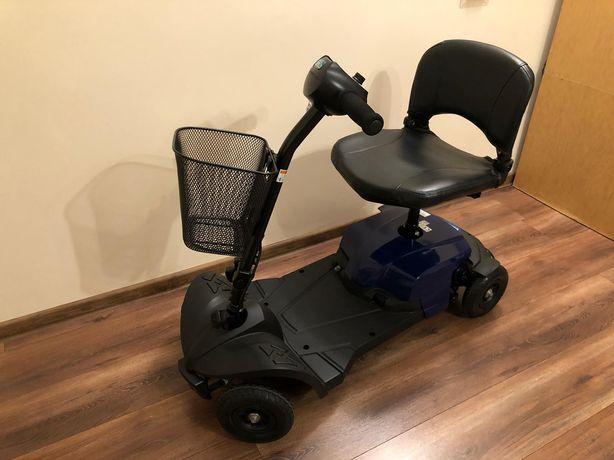 Skuter wózek inwalidzki elektryczny Careceo Airlite