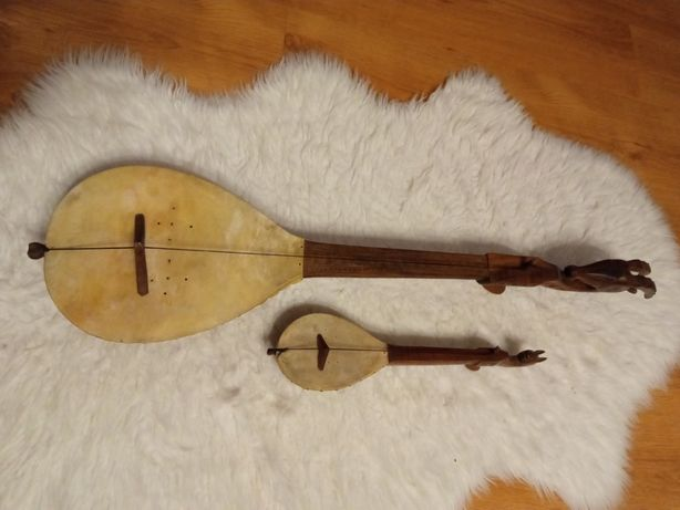 Gęśle instrumenty muzyczne