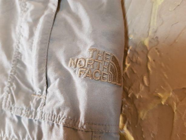 Spodnie wędkarskie myśliwskie trekkingowe North Face. L