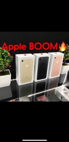 ••ОРИГИНАЛ• iPhone 7 32 • 128Gb NEW•ВСЕ ЦВЕТА Black Rose Gold Silver