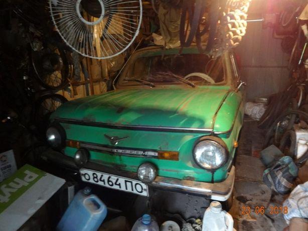 Продам ЗАЗ-968М