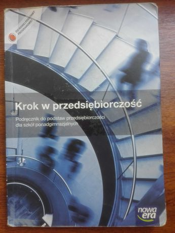 """""""Krok w przedsiębiorczość"""" i inne podręczniki"""