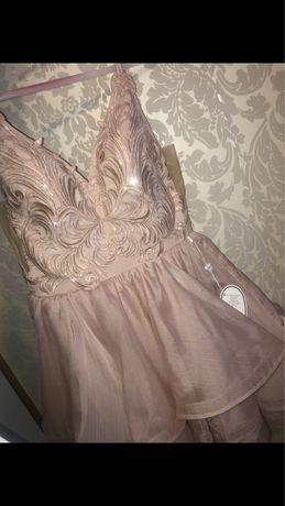 Sukienka Lou raz nałożona
