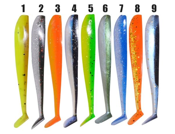Soft shad Easy Shiner 100mm ala Keitech