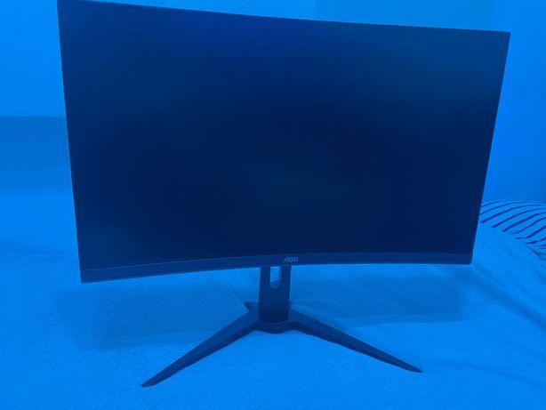 Monitor AOC C27G1 144hz Curved (Zakrzywiony) Full HD