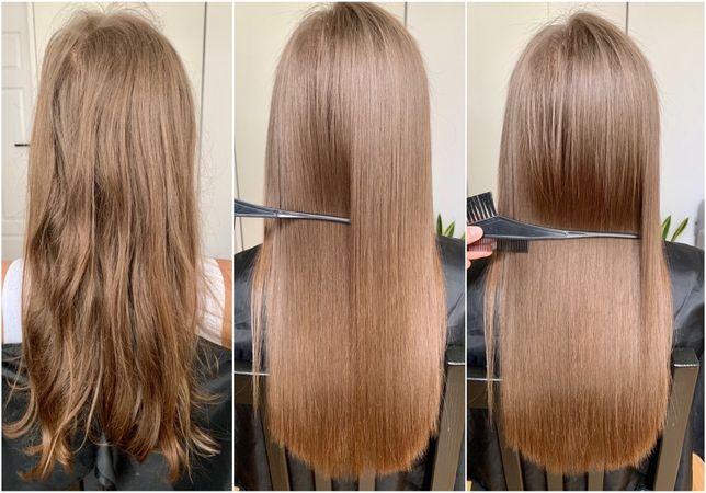 OD 150zł! Profesjonalne keratynowe prostowanie włosów. W opisie FB/IG