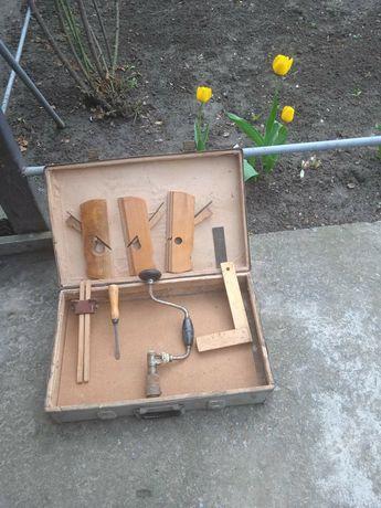 Набор столярных инструментов Ссср