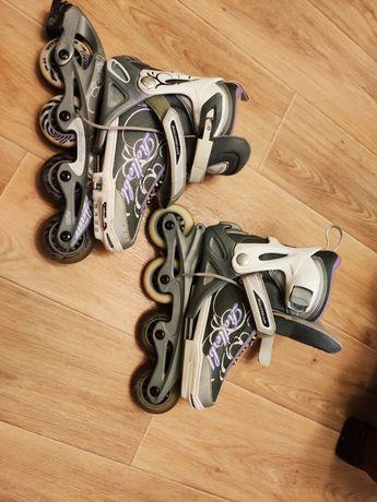 Ролики rollerblade раздвижные