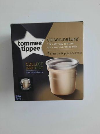 Pojemniczki na mleko Tommee Tippee