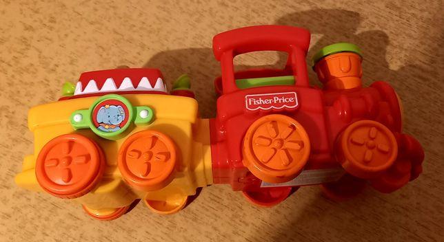 Zabawki interaktywne I manipulacyjne