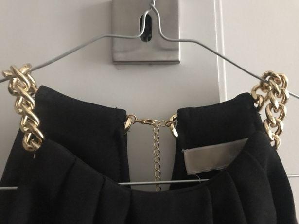 Sukienka Michael Kors 36 z łańcuszkiem