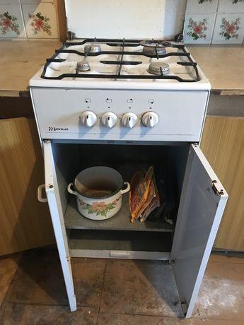 Kuchenka gazowa mastercook, bez piekarnika