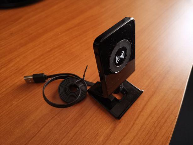 Carregador sem fio Wireless charging dock pad