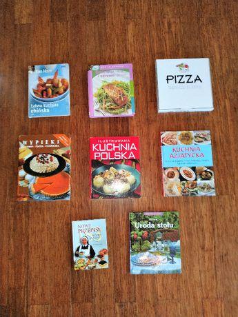 OKAZJA!! Ciekwe Książki kucharskie