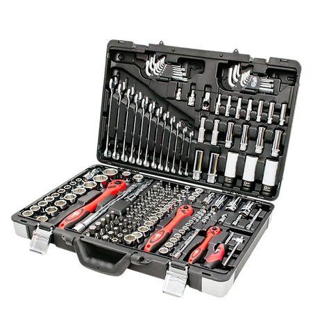 Профессиональный набор инструментов, 176 ед. INTERTOOL ET-7176
