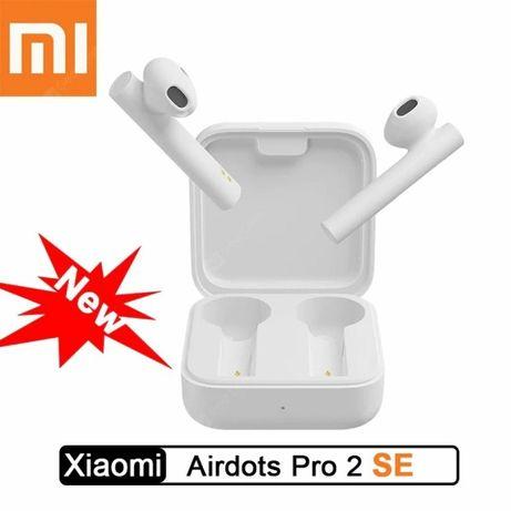 Наушники беспроводные Xiaomi Mi AirDots 2 SE White (TWSEJ04WM).
