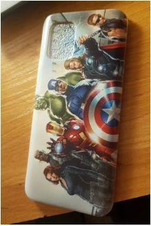Etui Marvel Xiaomi Mi 10 Lite 5G