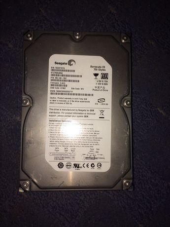 Жорсткий диск 750 gb 3,5 sata seagate barracuda es
