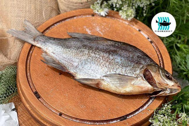 Лещ крупный, мясистый. Вяленая рыба от Fishmarket.UA