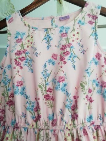 Sukienka dziewczęca rozmiar 158