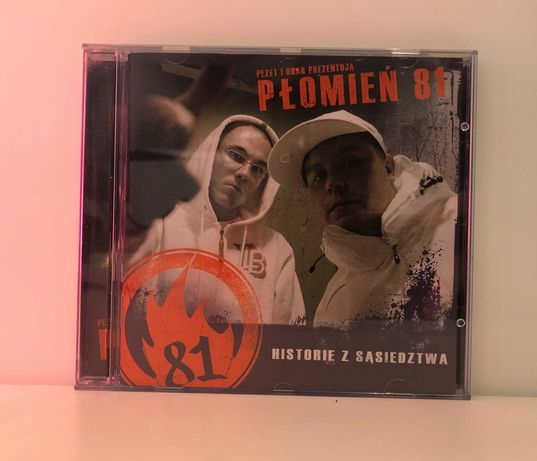Płomień 81 - Historie z sąsiedztwa CD - Rap - Hip Hop - Klasyk