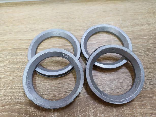 Pierścienie centrujące 74.6-57.06 Oryginalne O.Z