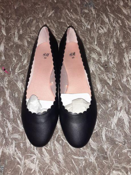 H&M baleriny 39