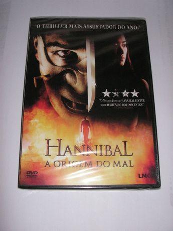 DVD Hannibal - A Origem do Mal (Hannibal Rising) - NOVO