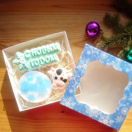 Подарочные наборы из мыла !