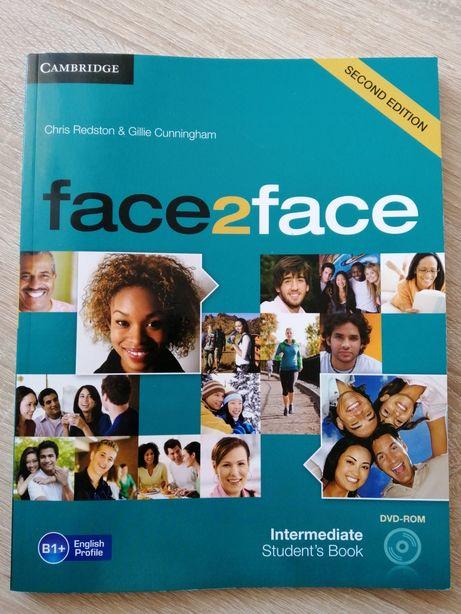 Face2face B1+ secound edition książka i zeszyt ćwiczeń