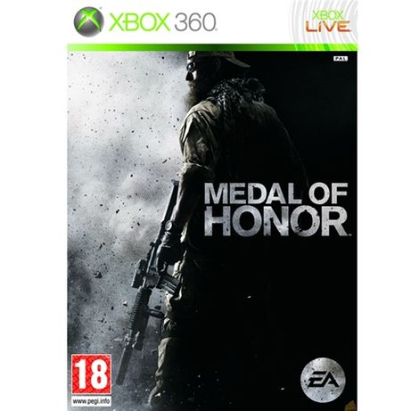 medal of honor xbox360 NOWA