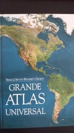 Grande Atlas Universal - Selecções do Rider's Digest