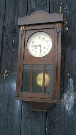 Stary zegar wiszacy miniatura