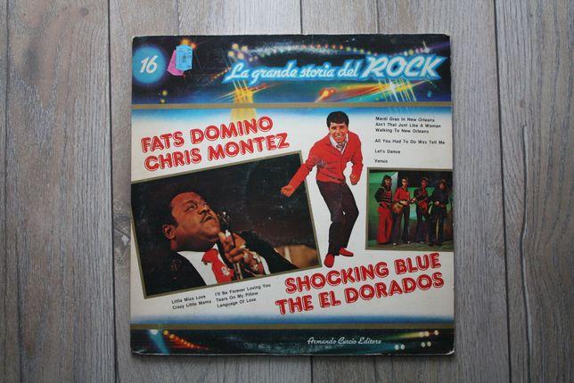 Fats Domino / Chris Montez / Shocking Blue 1981 winyl płyty winylowe
