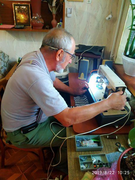 Ремонт швейных машин в Цюрупинске