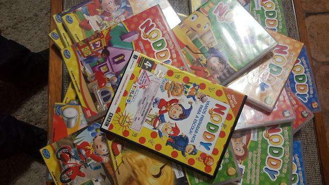 Filmes em DVD Noddy como novos
