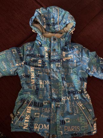 Куртка зимняя детская LiBELLULE
