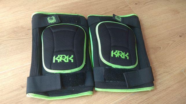 Ochraniacze kolan KRK enduro mtb L/XL rower