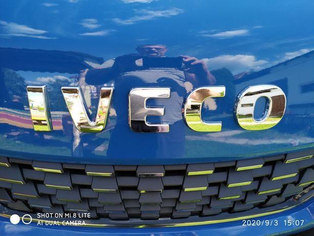Iveco Daily lampy obrysowe Led