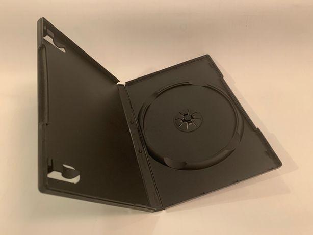 Pudełka na 1xDVD/CD - nowe - 24 sztuki