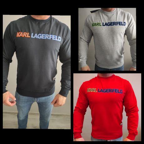 Bluza meska Karl Lagerfeld Wyszywane różne kolory nowość