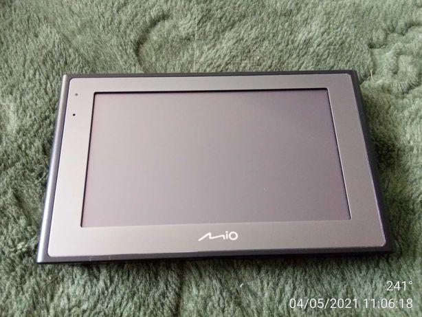 Mio moov 500 - Nawigacja z Windows CE 5.0