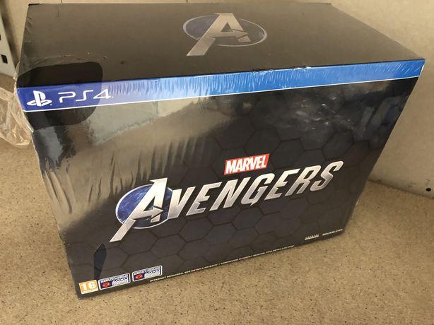 Marvel Avengers Edycja Kolekcjonerka Nowa Folia