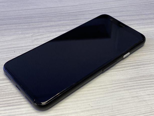 Mega Okazja ! Telefon Google Pixel 4 6/64GB G020M Just Black (D)