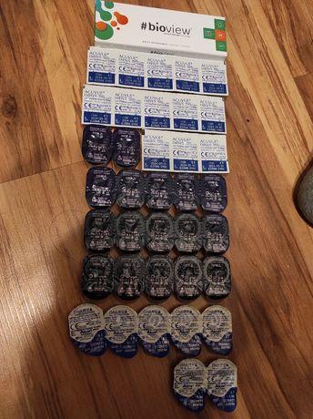42 Soczewki kontaktowe jednodniowe -1.0